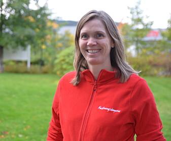 Anita Berg er forsker ved Nord universitet. (Foto: Bjørnar Olav Leknes)