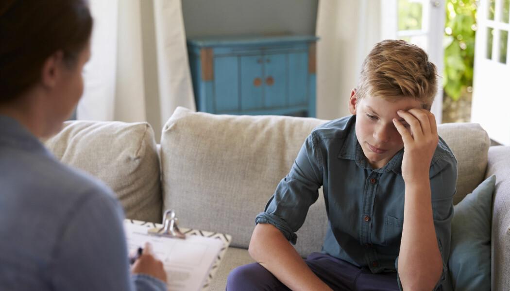 Ni ungdommer, enten dømt eller siktet for overgrep, ble intervjuet i en ny studie. Etter deres oppfatning har de ikke begått et overgrep.  – Vi tolker det slik at de må ha misforstått, eller ikke oppfattet signaler, og heller ikke har forstått hva gjensidighet innebærer, sier forsker. (Illustrasjonsfoto: Shutterstock / NTB Scanpix)