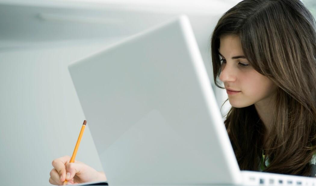 Hvordan står det til med skriveopplæringen på åttende trinn?
