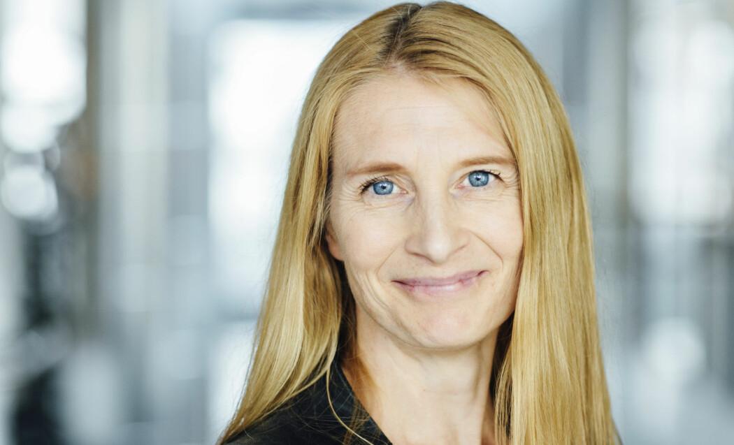 Janna Saarela er ansatt som ny direktør ved NCMM. (Foto: Kirsi Tuura)