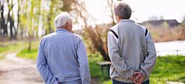 Demenspasienter taper syv leveår
