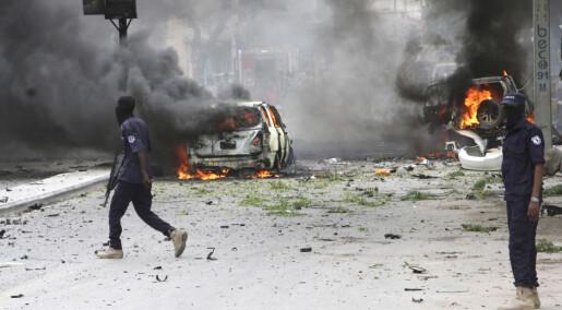 Få blir drept i terroraksjoner i Vest-Europa