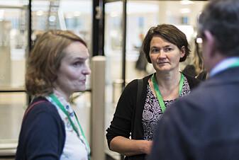 Førsteamanuensis Birgit Røe Mathisen har undersøkt innholdet i lokale og regionale medier i Norge. (Foto: Svein-Arnt Erisksen)