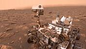 Slik ble Mars-roveren «Curiosity» en Twitter-vinner