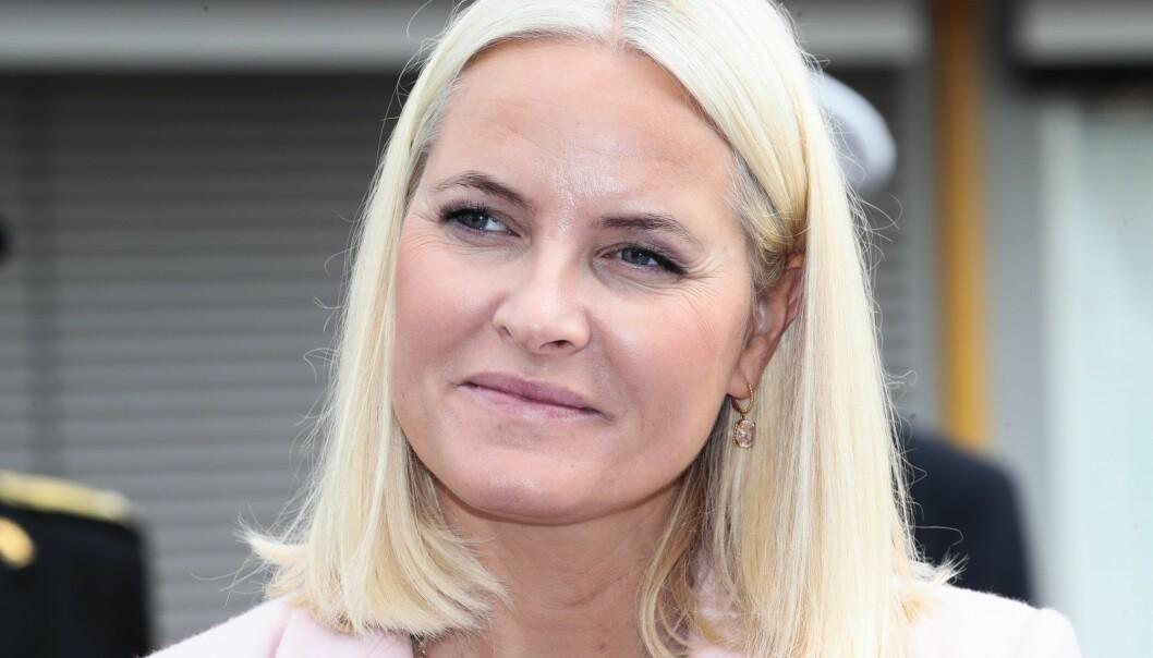 Onsdag kveld kom nyheten om at kronprinsesse Mette-Marit har fått konstatert en uvanlig variant av lungefibrose. (Foto: Lise Åserud, NTB scanpix)