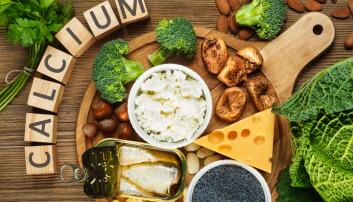 Kalsium: Derfor gir det deg et sterkt skjelett