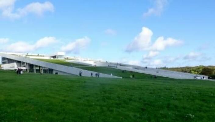 Moesgaard Museum. (Foto: Nico-dk/Wikipedia)
