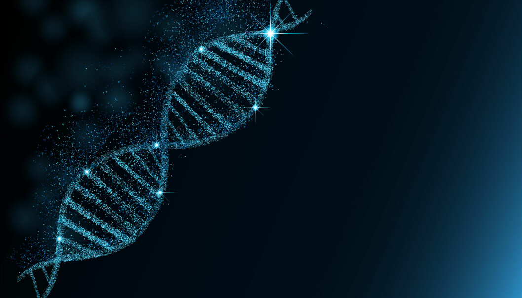 Vi vet mer og mer om hva enkelte gener betyr for helsen vår, men vet vi nok til å kunne sette diagnoser? Nei, mener biostatistiker Claus Thorn Ekstrøm. (Illustrasjon: SVshot / Shutterstock / NTB scanpix)