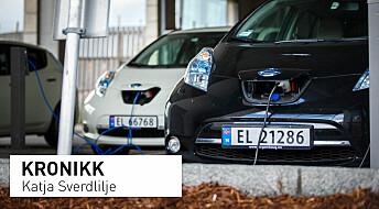 El-biler og batteriteknologi er på opptur, det bør vi dyrke