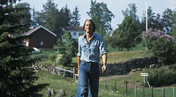 Knut Faldbakken var blant dei første som skreiv klimalitteratur