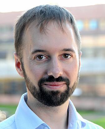 Reinhard Hennig er førsteamanuensis ved Universitetet i Agder. (Foto: Atle Christiansen)