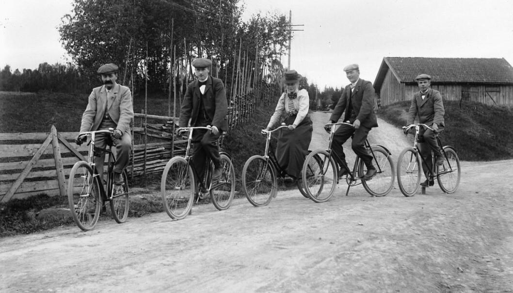 Sykkelens historie: Elsket og hatet i 200 år