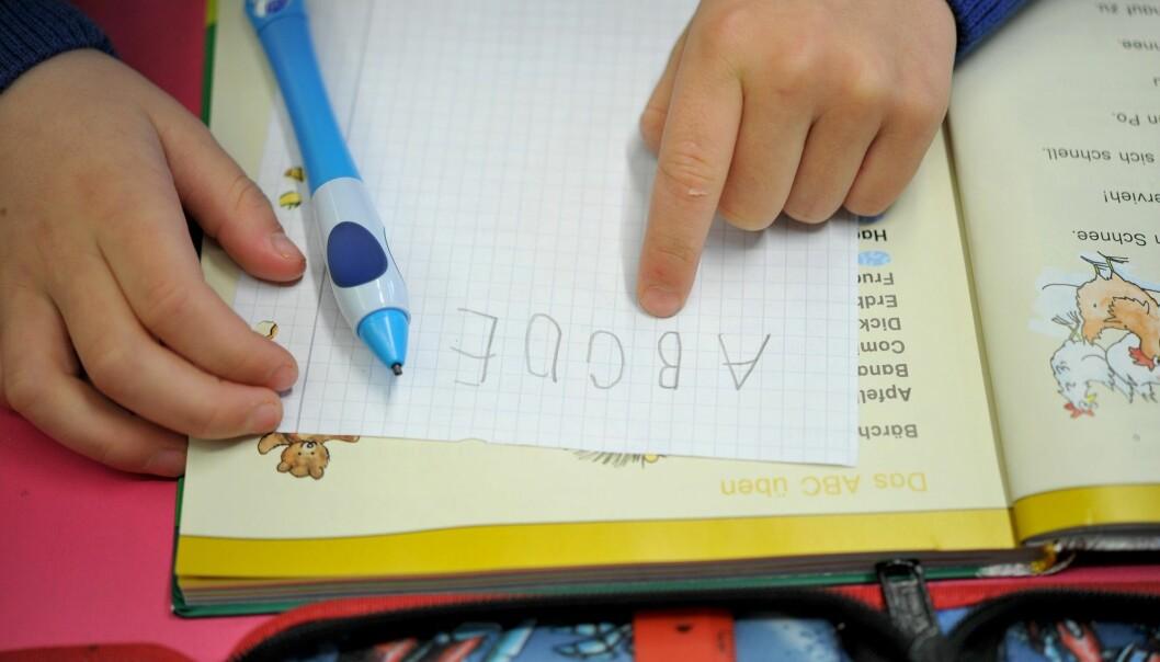 Det er større ulikhet i leseferdigheter blant ungdomsskoleelever i Norge enn i 19 andre OECD-land, viser en forskningsrapport fra UNICEF. (Foto: Frank May / NTB scanpix)