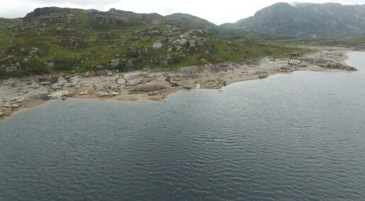 Norsk innsjø skjuler flere tusen år gamle hemmeligheter