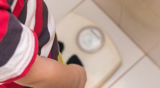 Norske forskere fant kobling mellom etnisitet og fedme hos barn