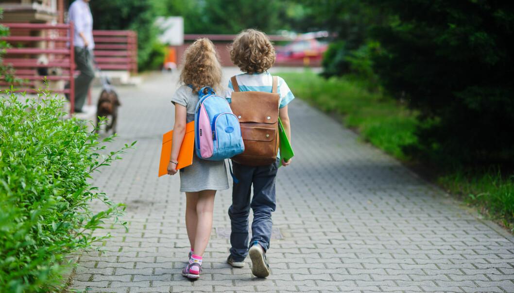 Tidligere forskning viser at forskjellige typer tiltak i skolen for barn og familier i barnevernet kan ha positive effekter både på skoleprestasjoner og foreldres skoleengasjement. (Foto: Shutterstock / NTB scanpix)