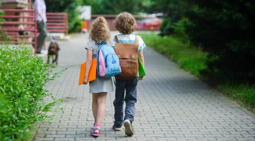 Skal hjelpe barn i barnevernet med å mestre skolen