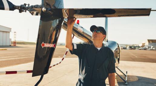 Sykefraværet sank kraftig da pilotene begynte å trene korsryggen
