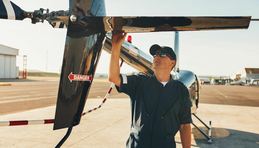 Blant de pilotene som gjennomførte et spesialtilpasset treningsprogram, hadde sykefraværet gått ned fra 30 til 4 prosent. (Illustrasjonsfoto: Jacob Lund / Shutterstock / NTB scanpix)