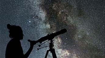 Elever visste ikke hva som var størst av planeter og stjerner
