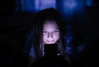 Kan mobilen skade synet ditt?