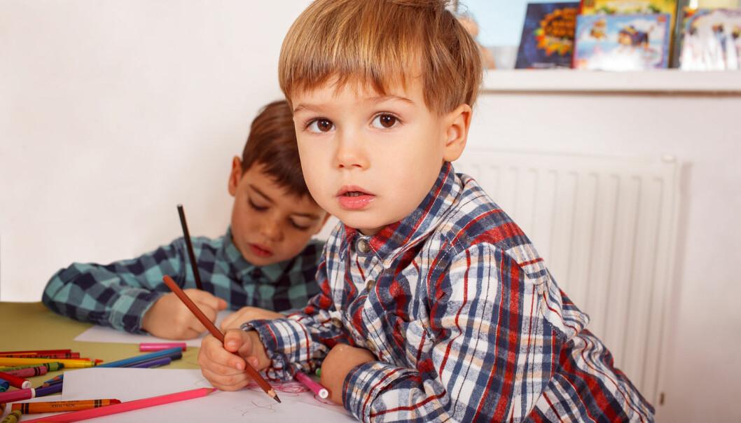 Boka Mobbeatferd i barnehagen presenterer forskningsbasert kunnskap og målgruppa er studenter, barnehageledere, pedagoger og andre ansatte i barnehager. (Foto: Shutterstock / NTB scanpix)