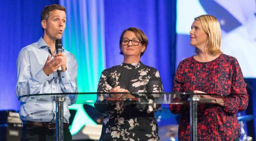 Hvem vinner kampen om de kristne velgerne?