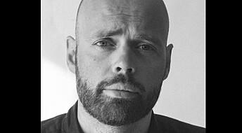 Gunnar Klinge vann pris for krimroman frå akademia