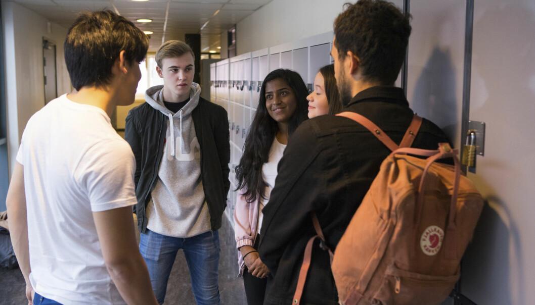 Det er også flere ungdommer som opplever ensomhet enn før, viser den nye Ungdata-undersøkelsen. (Foto: Thomas Brun / NTB scanpix)