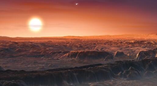 Færre jordliknende planeter enn tidligere antatt