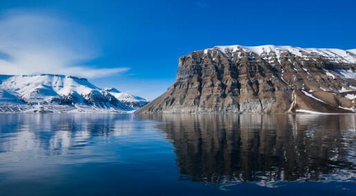 Forskeren forteller: For 10 000 år siden var det seks grader varmere på Svalbard enn det er i dag