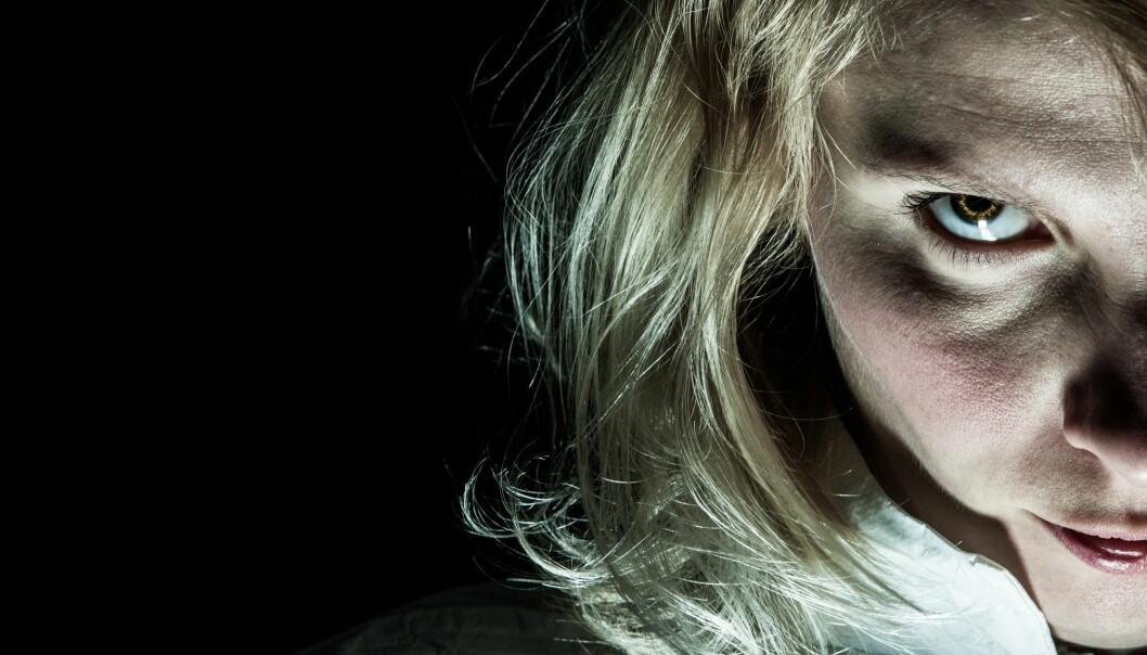 Det høres kanskje umulig ut å sette et tall på hvor ondt et menneske er, men forskere har gjort nettopp det i en ny studie. Du kan teste hvor ond du er lenger nede i artikkelen. (Illustrasjonsfoto: Benoit Daoust / Shutterstock / NTB scanpix)