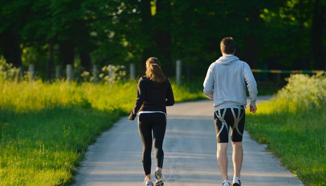 Oversiktsartikkelen handler om effekten av gradert trening for ME-pasienter. (Foto: dotshock / Shutterstock / NTB scanpix)