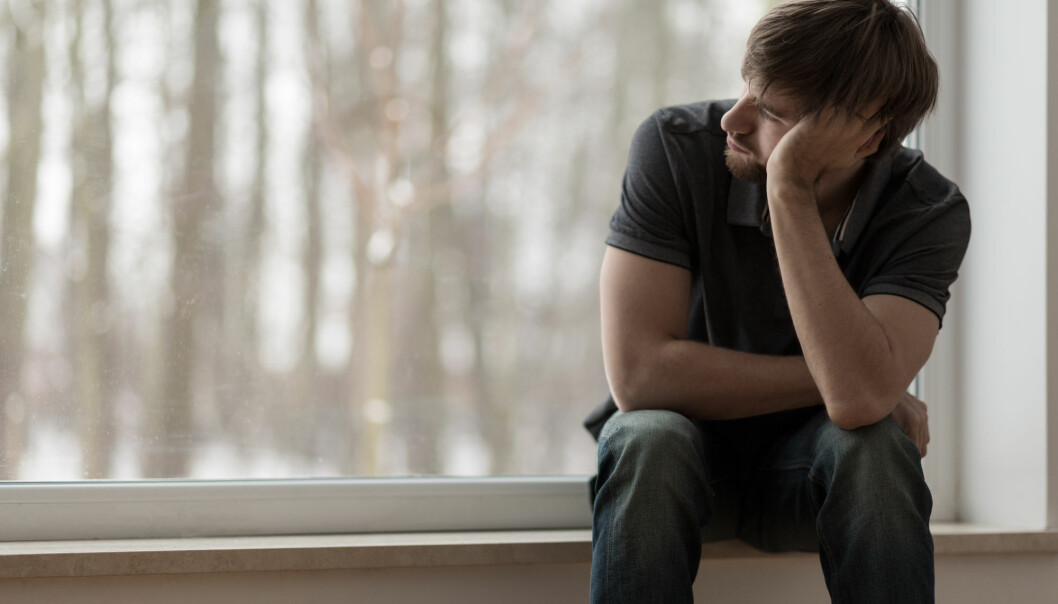 – Slutningen fra tidligere forskning om at 90 prosent av alle som tar livet sitt skyldes psykiske lidelser, holder ikke mål. Tvert imot viser nye studier at tallet er langt lavere, sier psykolog og forsker Mette Lyberg Rasmussen. (Illustrasjonsfoto: Photographee.eu / Shutterstock / NTB scanpix)
