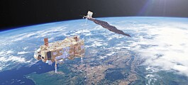 Ny satellitt gir bedre værvarsling