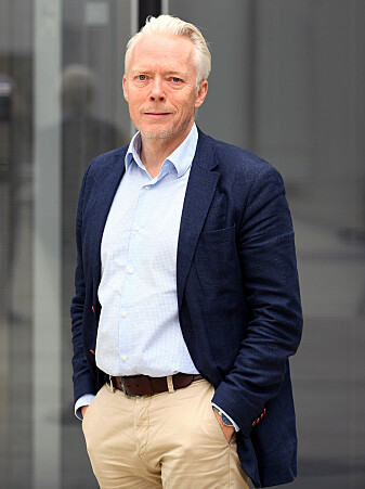Øivind Anti Nilsen er professor ved NHH. (Foto: Hallvard Lyssand)