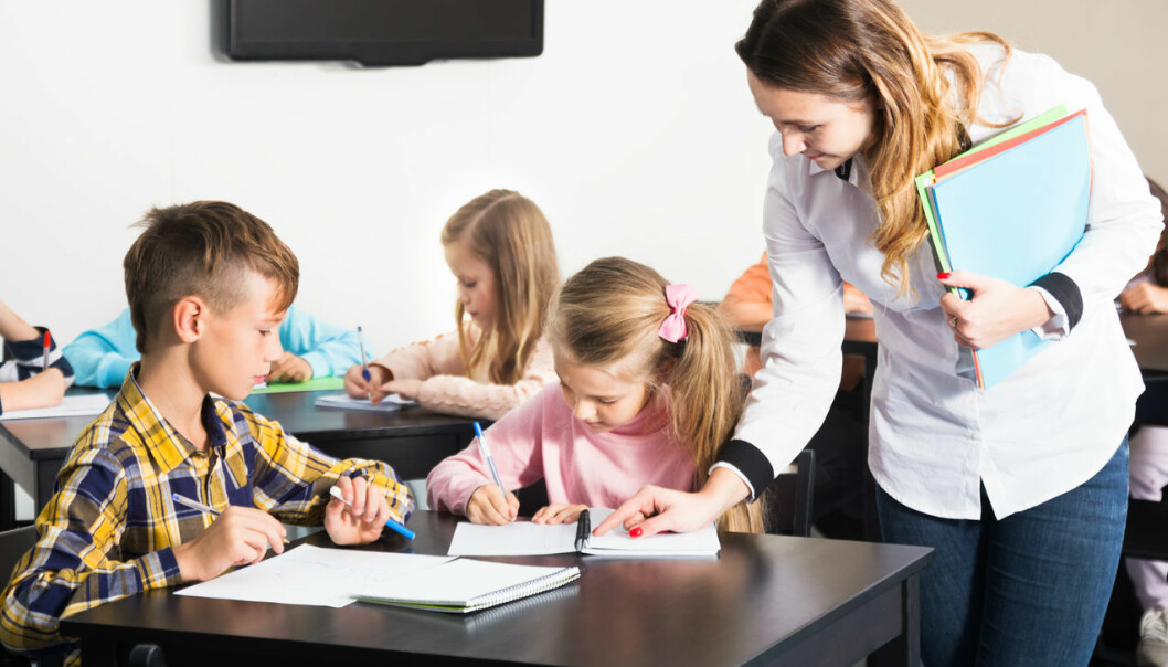 Forskere mener det ikke er irrasjonelle beslutninger eller tilfeldigheter som gjør at så mange faller fra i løpet av søknadsprosessen til lærerstudiet. (Foto: Shutterstock / NTB scanpix)
