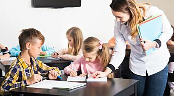 Ikke lett å påvirke studenter til å ta lærerutdanningen
