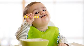 Barnets tarmbakterier kan varsle om fedme