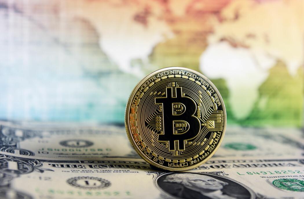 For å skape en verdiøkning på én amerikansk dollar trenger Bitcoin 17 megajoule. (Illustrasjonsfoto: Colourbox)