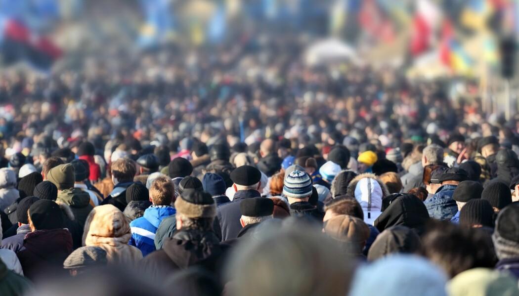 Et individ er et individ. Du er du og jeg er meg. Punktum.  Eller kanskje ikke. (Illustrasjonsfoto: SergeyIT / Shutterstock / NTB scanpix)