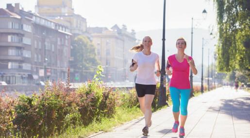 Trening ga friskmeldte kreftpasienter god effekt over tid