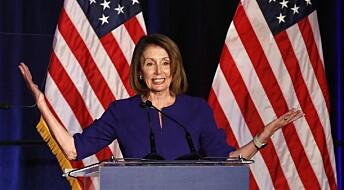 – Vanskelig for Demokratene å fremstå som noe annet enn bremseklosser