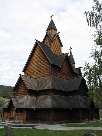 Heddal stavkirke er et nasjonalikon, men er et symbol fra sin tid. (Foto: Astrid J. Nyland)