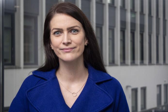 Vigdis Sveinsdottir har funnet at svært mange av de som står i fare for å bli uføretrygdet har blitt mobbet. Mange har også opplevd vold. (Foto: Rune Rolvsjord, NORCE)