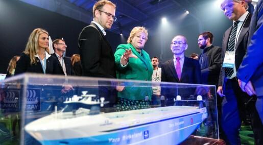 FNs klimapanel får fire millioner mer fra Norge