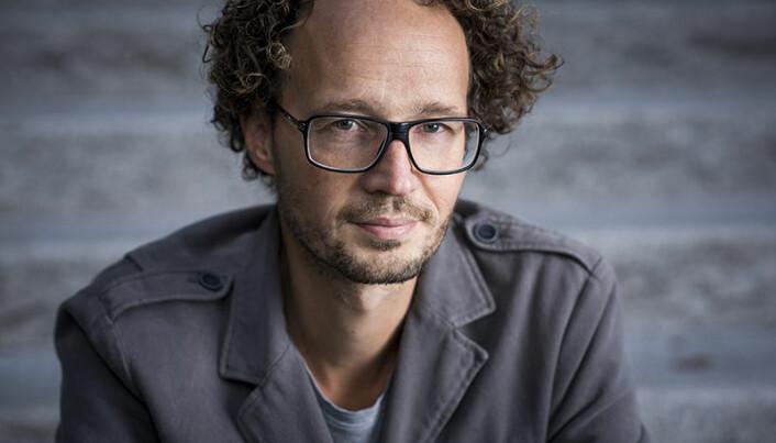 Kjetil A. van der Wel er velferdsforsker ved OsloMet. (Foto: Skjalg Bøhmer Vold)