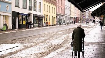 En eldre befolkning kan være bra for både oss og jorda