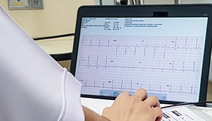 Henning Bundgaard og kollegene hans har utviklet en liste over de hjerteendringene som må være til stede for at andre leger skal kunne stille diagnosen. (Foto: ravipat / Shutterstock / NTB scanpix)