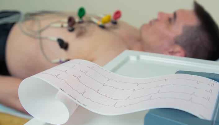 Da Knud Sandager ble undersøkt av Henning Bundgaard, fikk han diagnosen «abnorm EKG». (Foto: Satyrenko / Shutterstock / NTB scanpix)